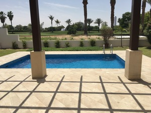 2 month rent free Villa with Pool  in Al Garhoud