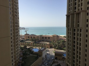 Spacious 1 Bed Apartment for Sale in JBR Sea View