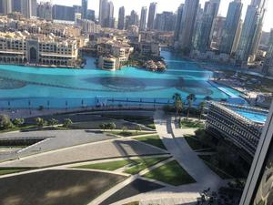 Furnished 1 Bed Apt in Armani Residence Downtown