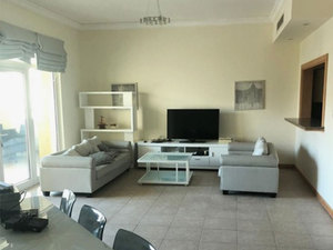 Furnished 2 Bedroom in located Palm Jumeirah