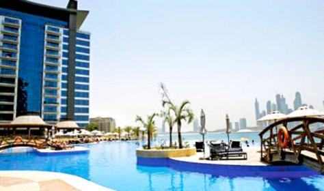 2 BR for rent located in Sapphire Palm Jumeirah
