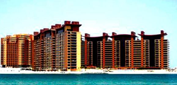 3 BR for rent located in Amber Palm Jumeirah