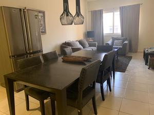 Furnished 2 Bed Flat for Rent in Emirates Garden