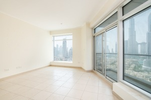 Stunning 2 Bed Apartment with BurjKhalifaView