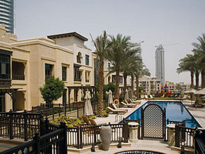2 BR in Al Tajer Residence The Old Town Downtown