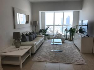 Furnished 2 Bed Apartment for Rent in Dubai Marina